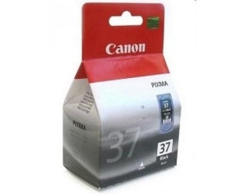 Canon PG-37Bk 2145B005 Картридж для CANON Pixma iP1800/2500, Черный, 220 стр.