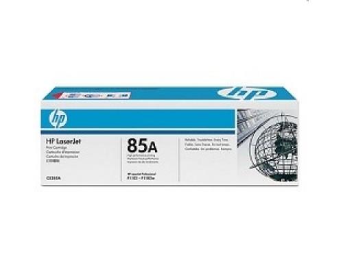 HP CE285A Картридж ,Black LJ 1102/1102W, Black, (1600 стр.)