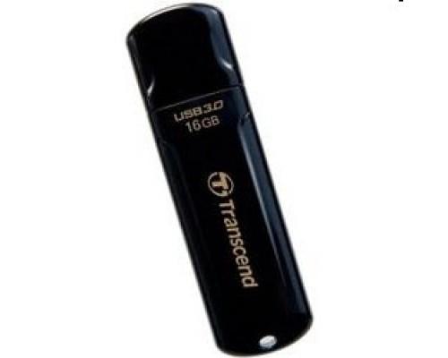 Transcend USB Drive 16Gb JetFlash 700 TS16GJF700 черный USB 3.0