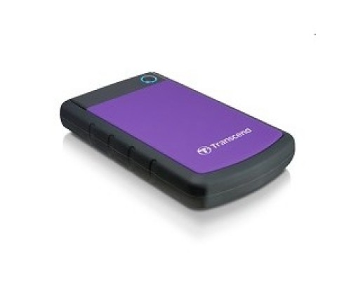 Transcend Portable HDD 1Tb StoreJet TS1TSJ25H3P USB 3.0, 2.5, violet