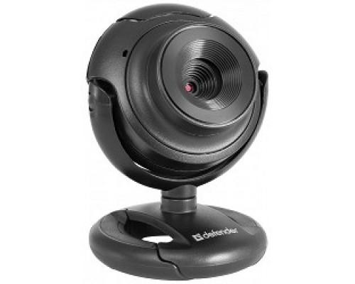 Web-камера Defender C-2525HD 2 МП, кнопка фото 63252