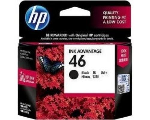 HP CZ637AE Картридж №46, Black DJ2520/2020, Black