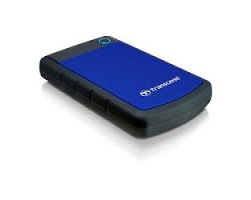 Transcend Portable HDD 1Tb StoreJet TS1TSJ25H3B USB 3.0, 2.5, blue