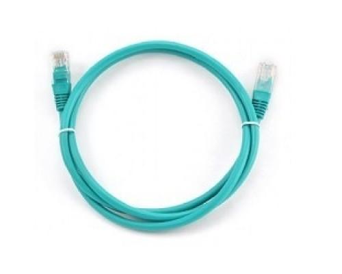 Bion Патч корд UTP кат.5e CCA, 1м, зеленый BCL-PP12-1M/G