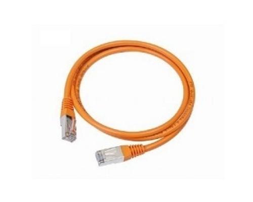 Bion Патч корд UTP кат.5e CCA, 2м, оранжевый BCL-PP12-2M/O