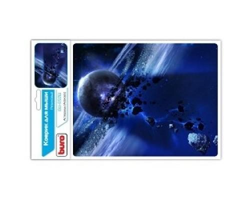 Коврик для мыши Buro BU-R51761 рисунок/астероиды 338262