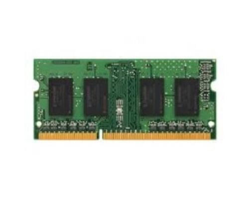 Kingston DDR4 SODIMM 8GB KVR24S17S8/8 PC4-19200, 2400MHz, CL17