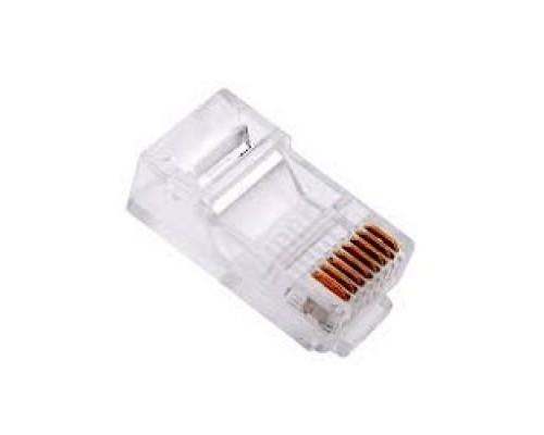 VCOM VNA2200-1/100 Коннекторы RJ-45 для UTP кабеля 5 кат. ( 100 шт.)