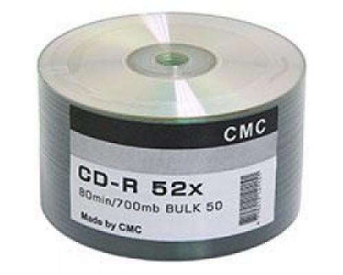 и CMC CD-R 80 52x Bulk/50
