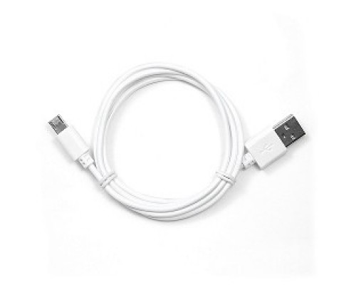 Cablexpert USB 2.0 Pro AM/microBM 5P, 1м, белый, пакет (CC-mUSB2-AMBM-1MW)