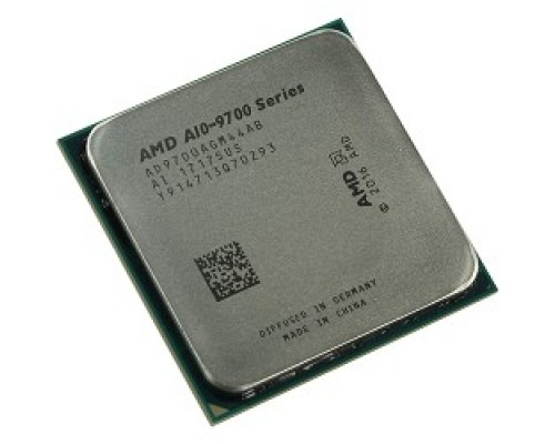 CPU AMD A10 9700 OEM 3.5-3.8GHz, 2MB, 45-65W, Socket AM4