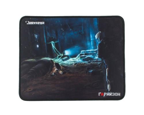 Коврики для мыши Гарнизон GMP-115, игровой, дизайн игра Survarium, ткань/резина, размеры 200 x 250