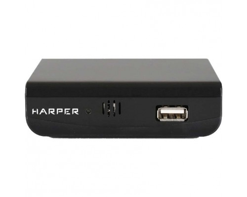 HARPER HDT2-1030 MStar 7T01; Разрешение видео: 480i, 480p, 576i, 576p, 720p, 1080i, Full HD 1080p; Поддерживаемые форматы мультимедиа: AVI, MKV, VOB, TS, MPG, MP4, H.264, FLV, 3GP, OGG, MP