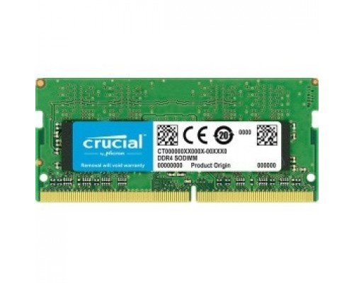 Crucial DDR4 SODIMM 4GB CT4G4SFS8266 PC4-21300, 2666MHz