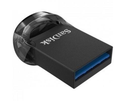 SanDisk USB Drive 32Gb Ultra Fit SDCZ430-032G-G46 USB3.0, Black