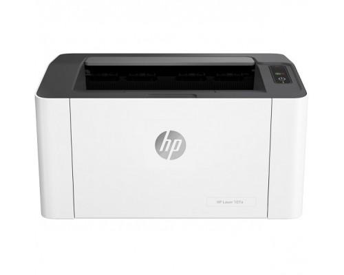 HP LaserJet Pro 107a RU (4ZB77A) A4, 20стр/мин, 1200х1200 dpi, 64 Мб, USB 2.0